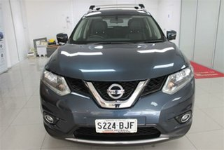2016 Nissan X-Trail T32 ST-L Blue 7 Speed Constant Variable Wagon