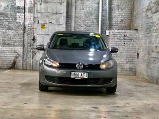2012 Volkswagen Golf VI MY12.5 90TSI DSG Trendline Grey 7 Speed Sports Automatic Dual Clutch.