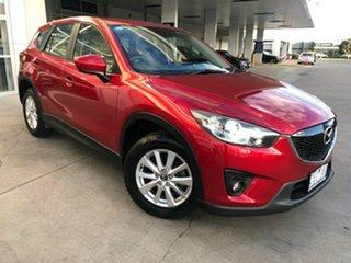 2013 Mazda CX-5 KE1021 MY13 Maxx SKYACTIV-Drive AWD Sport Red 6 Speed Sports Automatic Wagon.