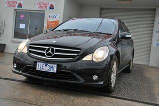 2008 Mercedes-Benz R280 CDI 251 MY08 Alpine Edition AWD Black 7 Speed Automatic G-Tronic Wagon.