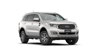 2021 Ford Everest UA II 2021.75MY Trend Alabaster White 6 Speed Sports Automatic SUV