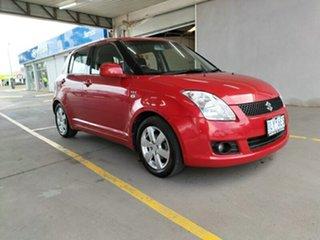 2008 Suzuki Swift RS415 Red 4 Speed Automatic Hatchback