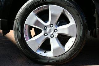 2008 Subaru Forester S3 MY09 XT AWD Black 4 Speed Sports Automatic Wagon.