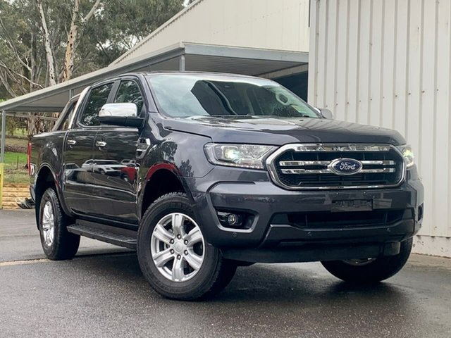 Used Ford Ranger PX MkIII 2020.25MY XLT Clare, 2020 Ford Ranger PX MkIII 2020.25MY XLT Grey 6 Speed Sports Automatic Double Cab Pick Up