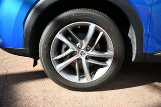 2020 MG HS MY20 Essence Blue 7 Speed Auto Dual Clutch Wagon.