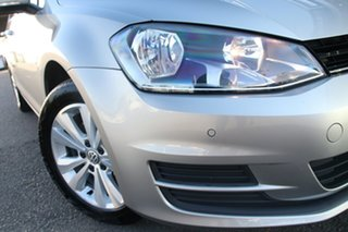 2017 Volkswagen Golf VII MY17 92TSI DSG Comfortline Silver 7 Speed Sports Automatic Dual Clutch.