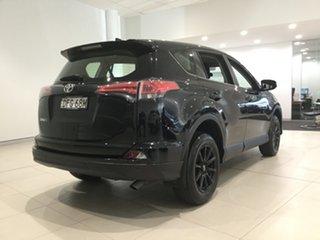 2015 Toyota RAV4 ZSA42R GX 2WD Black Sand Pearl 7 Speed Constant Variable Wagon.