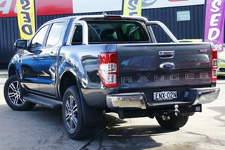 2021 Ford Ranger PX MkIII 2021.75MY XLT Grey 10 Speed Sports Automatic Double Cab Pick Up.