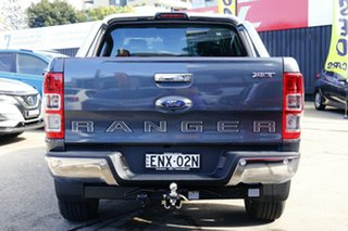 2021 Ford Ranger PX MkIII 2021.75MY XLT Grey 10 Speed Sports Automatic Double Cab Pick Up