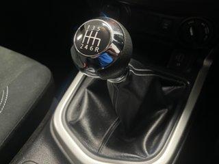 2020 Nissan Navara D23 MY21 ST White 6 Speed Manual Utility