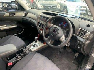2008 Subaru Forester MY08 XS Grey 4 Speed Auto Elec Sportshift Wagon