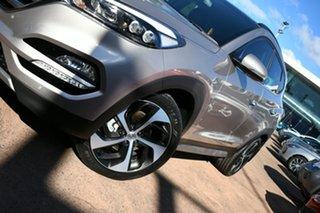 2017 Hyundai Tucson TLE Highlander R-Series (AWD) Gold 6 Speed Automatic Wagon.