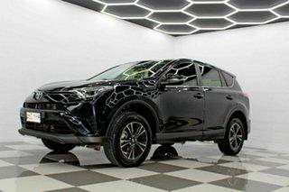 2016 Toyota RAV4 ASA44R MY17 GXL (4x4) Black 6 Speed Automatic Wagon