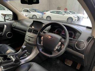 2012 Ford Territory SZ Titanium Seq Sport Shift AWD Gold 6 Speed Sports Automatic Wagon