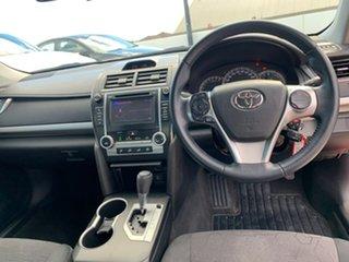 2012 Toyota Camry ASV50R Atara R Red 6 Speed Sports Automatic Sedan
