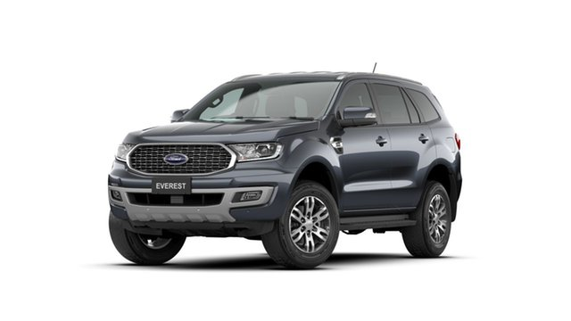 New Ford Everest UA II 2021.75MY Trend Oakleigh, 2021 Ford Everest UA II 2021.75MY Trend Grey 6 Speed Sports Automatic SUV