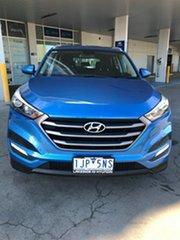 2016 Hyundai Tucson TLe MY17 Active 2WD Ara Blue 6 Speed Sports Automatic Wagon.