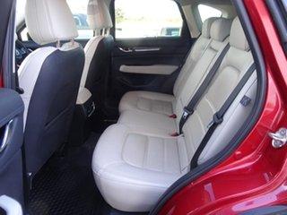 2018 Mazda CX-5 KF4WLA GT SKYACTIV-Drive i-ACTIV AWD Soul Red 6 Speed Automatic Wagon