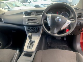 2014 Nissan Pulsar C12 ST Red 1 Speed Constant Variable Hatchback