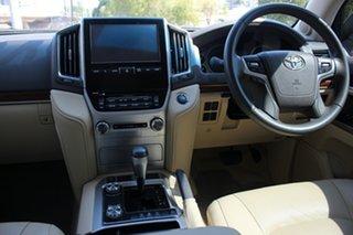 2016 Toyota Landcruiser VDJ200R VX Vintage Gold 6 Speed Sports Automatic Wagon
