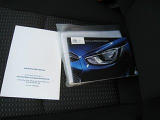 2011 Hyundai i30 FD MY11 CW SX 2.0 Silver 5 Speed Manual Wagon