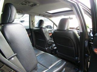 2010 Honda Odyssey 4th Gen MY10 Luxury Black 5 Speed Sports Automatic Wagon