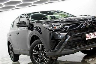 2016 Toyota RAV4 ASA44R MY17 GXL (4x4) Black 6 Speed Automatic Wagon.