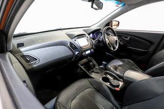 2013 Hyundai ix35 LM2 Highlander AWD Orange 6 Speed Sports Automatic Wagon