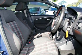 2016 Volkswagen Polo 6R MY16 GTi Blue 6 Speed Manual Hatchback