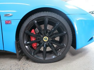 2014 Lotus Evora Type 122 Coupe 2+2 IPS Blue 6 Speed Sports Automatic Coupe