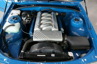 1984 Holden Commodore VK SS Group A Blue 4 Speed Manual Sedan