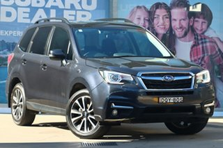 2017 Subaru Forester MY18 2.5I-S Grey Continuous Variable Wagon.