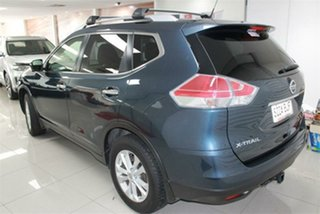 2016 Nissan X-Trail T32 ST-L Blue 7 Speed Constant Variable Wagon.
