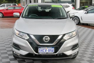 2020 Nissan Qashqai J11 Series 3 MY20 ST+ X-tronic Silver 1 Speed Constant Variable Wagon