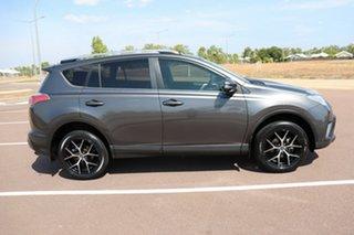 2017 Toyota RAV4 ZSA42R GXL 2WD Graphite 7 Speed Automatic Wagon.