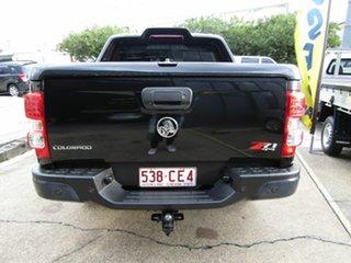 2017 Holden Colorado RG MY17 Z71 Pickup Crew Cab Black 6 Speed Sports Automatic Utility.