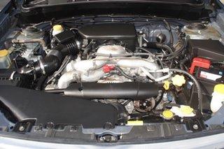 2010 Subaru Forester S3 MY10 X AWD Columbia Newport Blue 4 Speed Sports Automatic Wagon