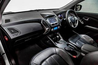 2013 Hyundai ix35 LM2 Highlander AWD White 6 Speed Sports Automatic Wagon.