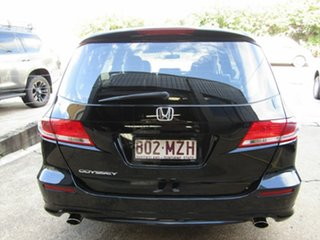 2010 Honda Odyssey 4th Gen MY10 Luxury Black 5 Speed Sports Automatic Wagon.
