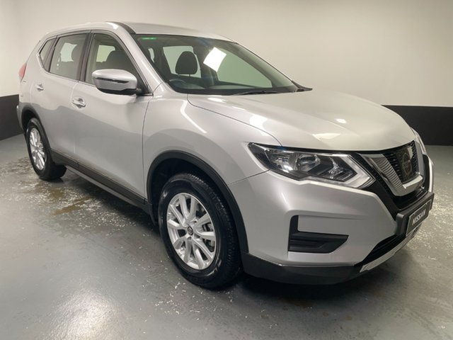 Used Nissan X-Trail T32 Series II ST X-tronic 2WD Raymond Terrace, 2019 Nissan X-Trail T32 Series II ST X-tronic 2WD Silver 7 Speed Constant Variable Wagon