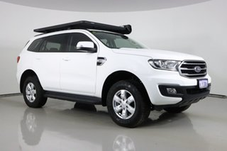 2018 Ford Everest UA MY18 Ambiente (4WD 7 Seat) (5 Yr) White 6 Speed Automatic SUV.
