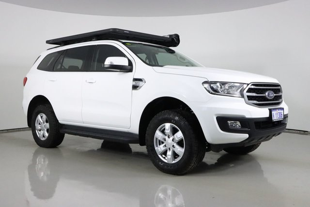 Used Ford Everest UA MY18 Ambiente (4WD 7 Seat) (5 Yr) Bentley, 2018 Ford Everest UA MY18 Ambiente (4WD 7 Seat) (5 Yr) White 6 Speed Automatic SUV