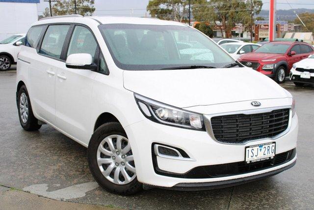 Used Kia Carnival YP MY20 S Ferntree Gully, 2020 Kia Carnival YP MY20 S White 8 Speed Sports Automatic Wagon