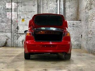 2015 Mitsubishi Lancer CF MY16 ES Sport Red 6 Speed Constant Variable Sedan