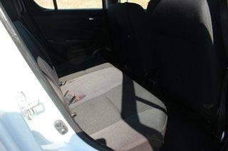 2014 Suzuki Swift FZ MY14 GL Quartz White 4 Speed Automatic Hatchback