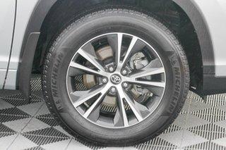 2019 Toyota Kluger GSU50R GX 2WD Silver 8 Speed Sports Automatic Wagon