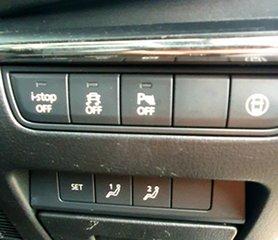 2019 Mazda 3 BP G25 GT Blue 6 Speed Automatic Hatchback