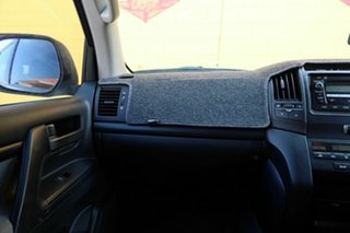 2008 Toyota Landcruiser VDJ200R GXL White 6 Speed Sports Automatic Wagon