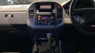 2003 Mitsubishi Pajero NP MY03 GLS Maroon 5 Speed Sports Automatic Wagon