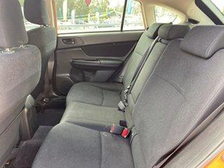 2014 Subaru XV MY14 2.0I Orange 6 Speed Manual Wagon